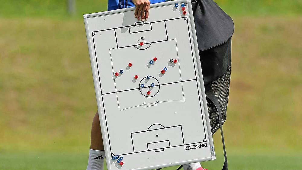 Trainerausbildung Sportl Strukturen Der Dfb Dfb