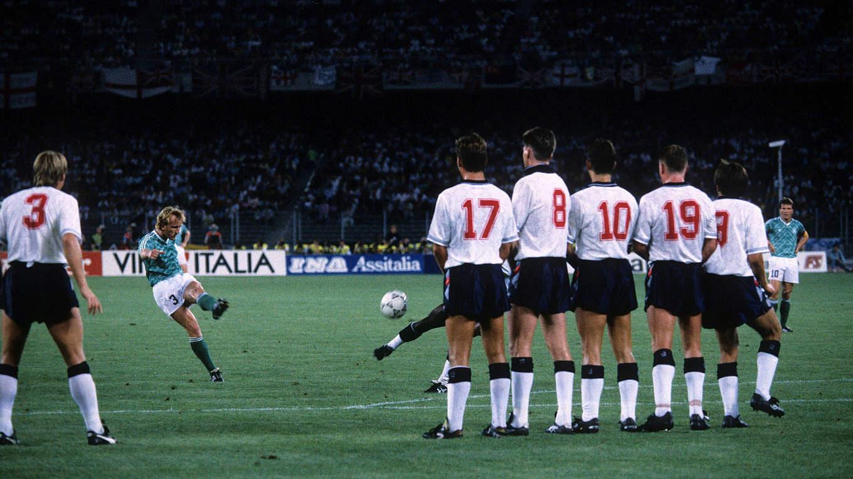 Wm 1990 Legendares Duell Gegen England Dfb Deutscher