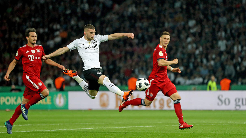 Ante Rebic Bayern