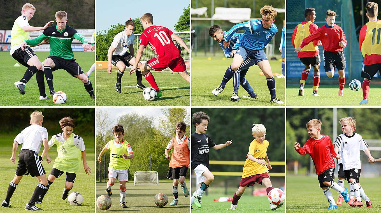 DFB-Training online: Kleine Spiele sind Trumpf! :: DFB - Deutscher ...