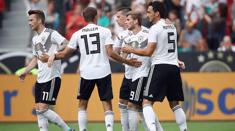 fußball deutschland saudi arabien