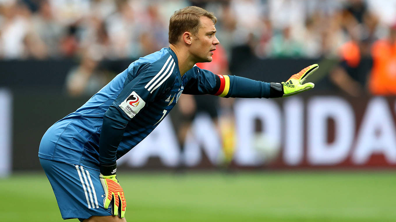 Germany Beat Saudi Arabia In World Cup Dress Rehearsal Dfb Deutscher Fussball Bund E V