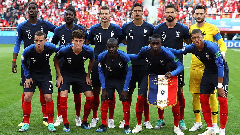 Frankreich Nationalmannschaft Kader