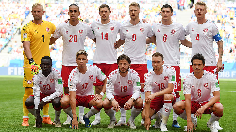 Dänische Nationalmannschaft