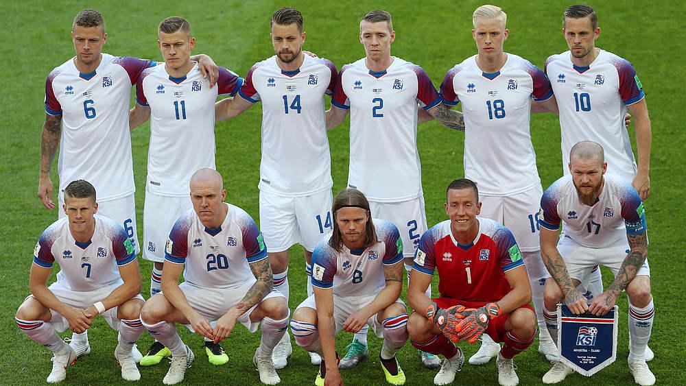 Island Gruppe D Wm 2018 Die Teilnehmer