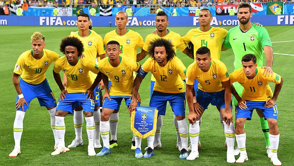 Brasilianische Nationalmannschaft 2020