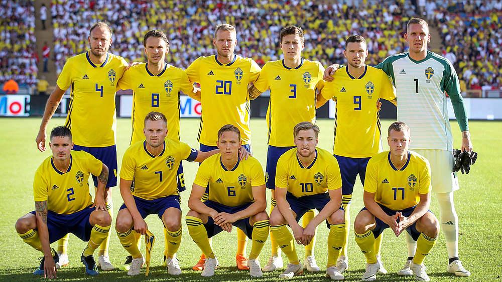 Schwedische FuГџballer