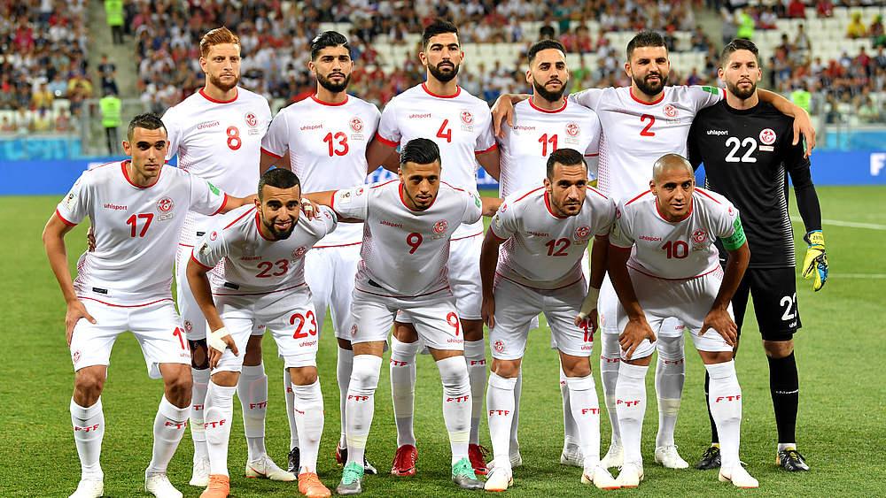 Tunesien Mannschaft