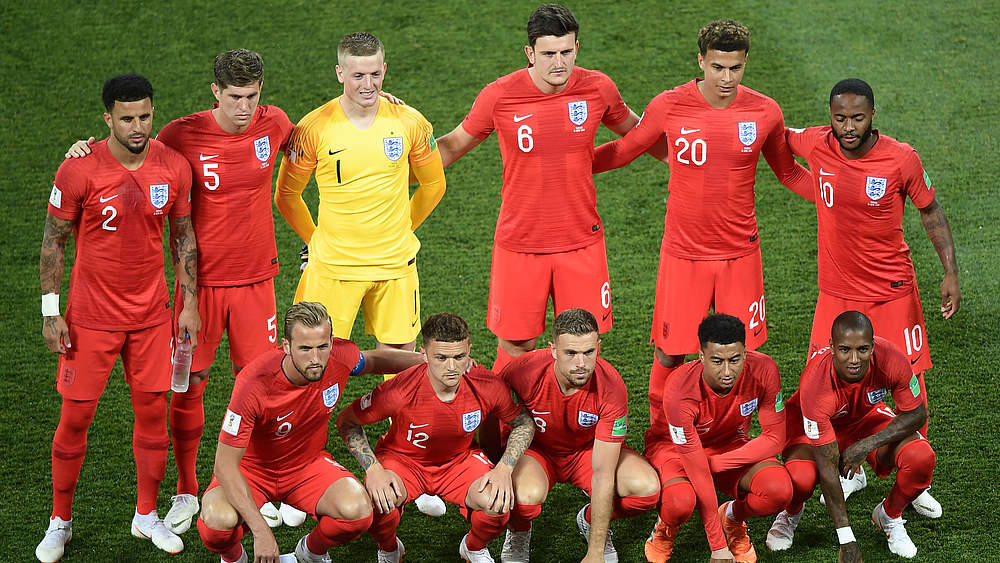 England FuГџball Mannschaften