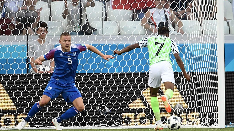 2 0 gegen island erster sieg f 252 r nigeria dfb