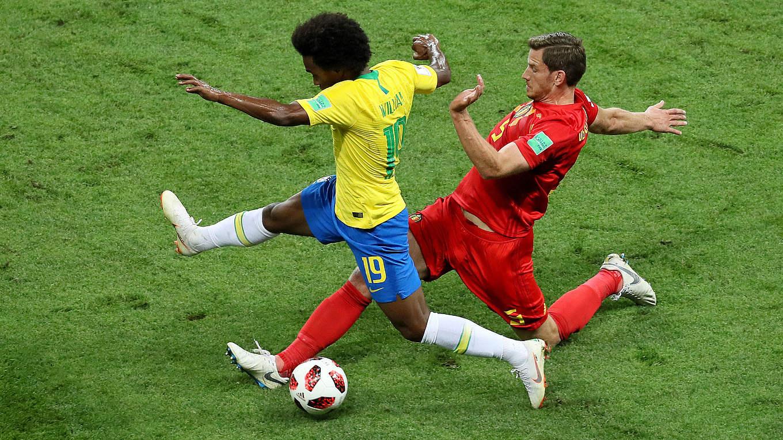 Belgien Brasilien