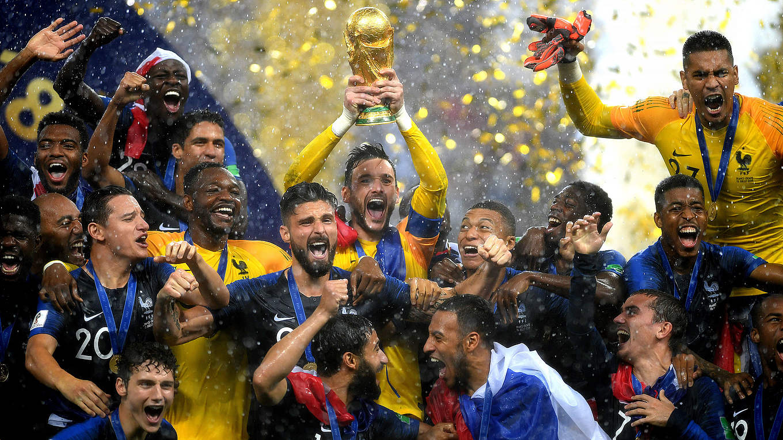 Frankreich Zum Zweiten Mal Weltmeister Dfb Deutscher
