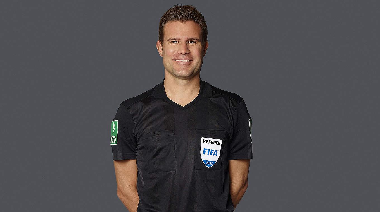 Schiedsrichter Dr Felix Brych