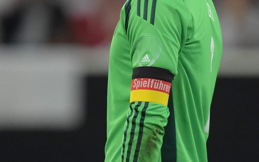 Fußball Kapitän