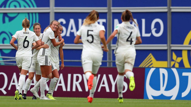Deutschland Spielt Heute Gegen