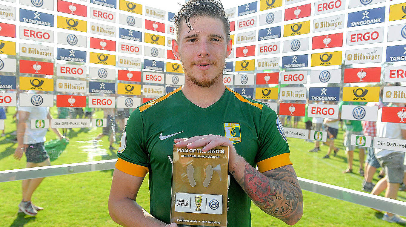 Dfb Man Of The Match