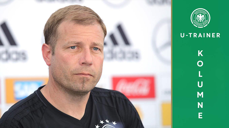 Kramer Feuer Muss Immer Größer Werden Dfb Deutscher Fußball