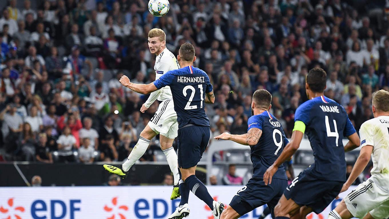 Nation League Deutschland