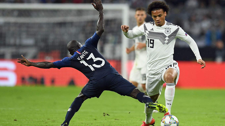 Peru-Länderspiel: Ohne Sané in Sinsheim :: DFB - Deutscher Fußball-Bund e.V.