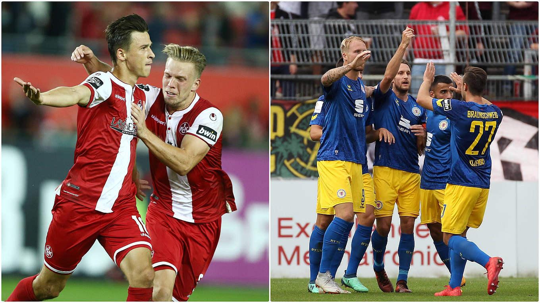 Eintracht Braunschweig Gegen Kaiserslautern