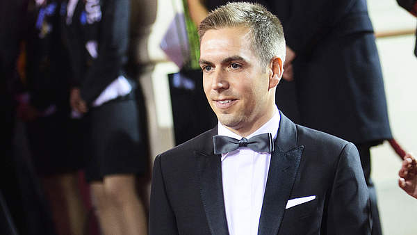 Lahm honoured as a 'sporting legend'