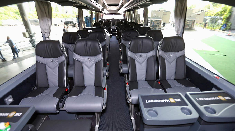 mit dem bus von hamburg nach amsterdam dfb deutscher fu ball bund e v. Black Bedroom Furniture Sets. Home Design Ideas