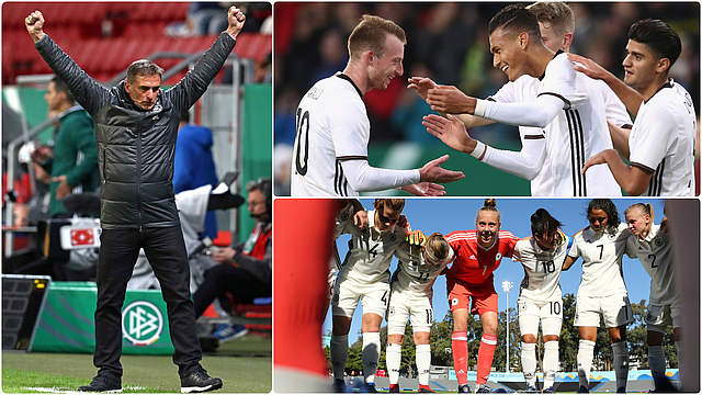 Bilder Getty Images / Collage DFB