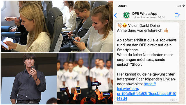 imago/Getty Images/Reinhard/Collage DFB
