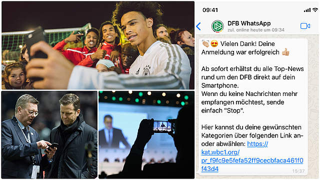 © imago/Getty Images/Reinhard/Collage DFB