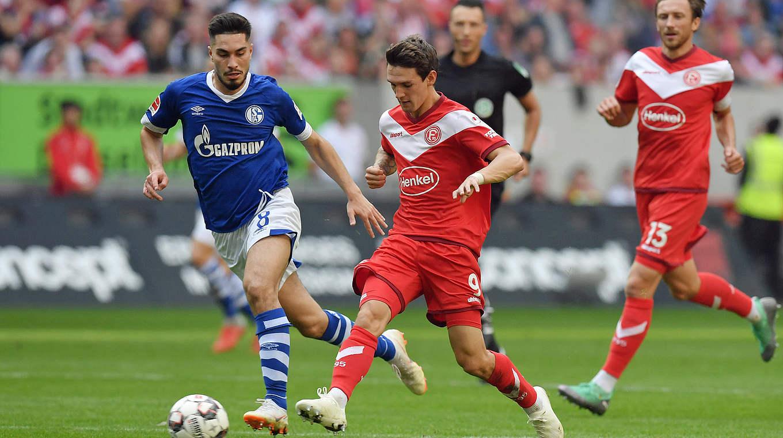 Schalke Düsseldorf