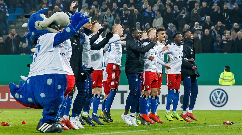 Dfb Pokal Hsv Nürnberg