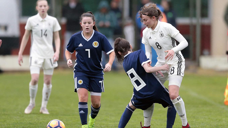 Deutschland Schottland Tore