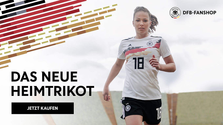 Das Ist Das Neue Trikot Der Dfb Frauen Dfb Deutscher