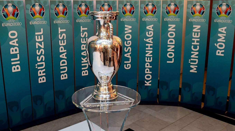 UEFA EURO 2020: Draw for final tournament on 30th November in Bucharest ::  DFB - Deutscher Fußball-Bund e.V.