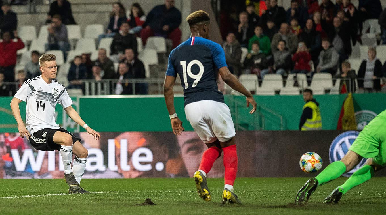 Wie Hat Deutschland Gegen Frankreich Gespielt