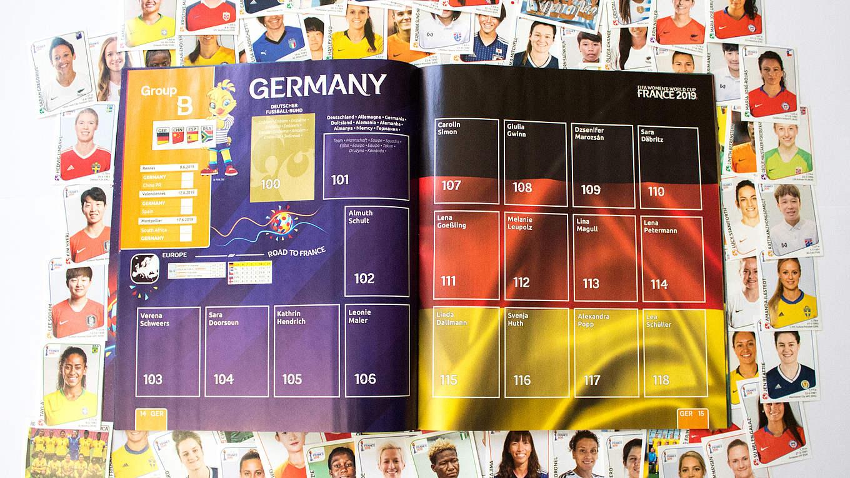 Panini DFB National Team Advent Calendar 2017 The Crew New /& OVP
