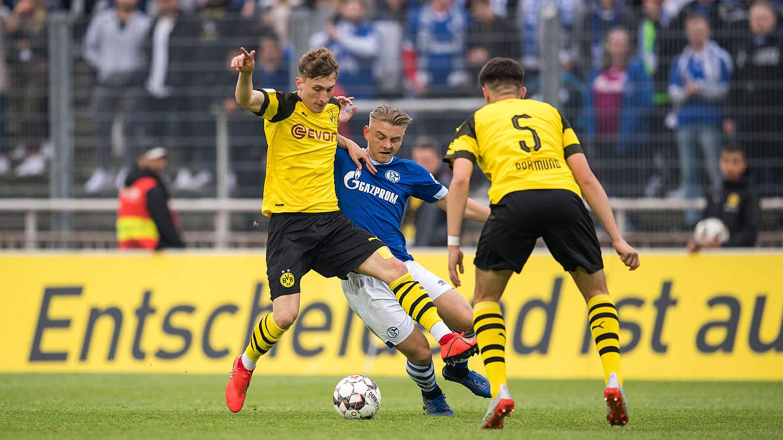 Ergebnis Dortmund Gegen Schalke