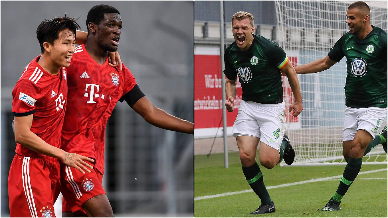 Aufstiegsduell Wolfsburg Ii Vs Bayern Ii Diese Regeln Sind