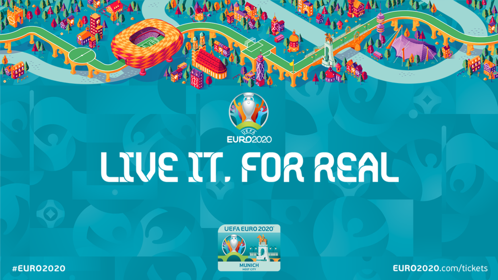 Uefa Euro 2020 Tickets