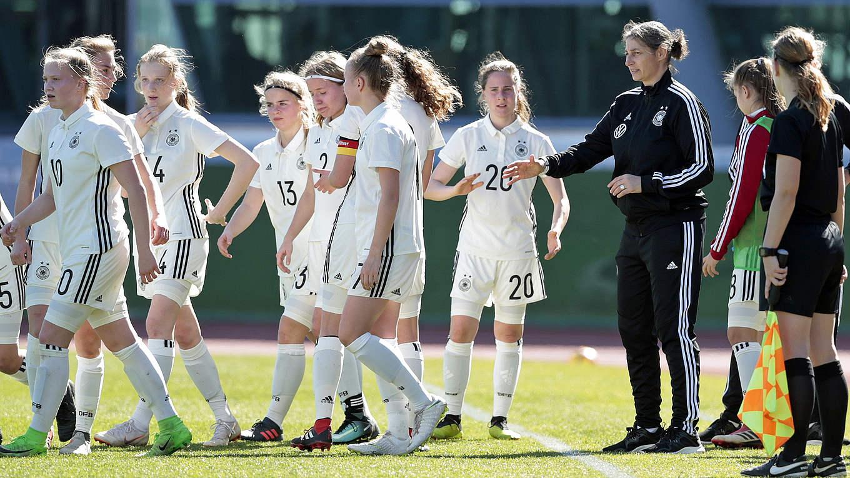 Nordic Cup U 16 Mit Auftakt Gegen Island Dfb Deutscher