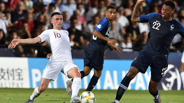 U 21 Em Last Minute Sieg Fur Frankreich Dfb Deutscher