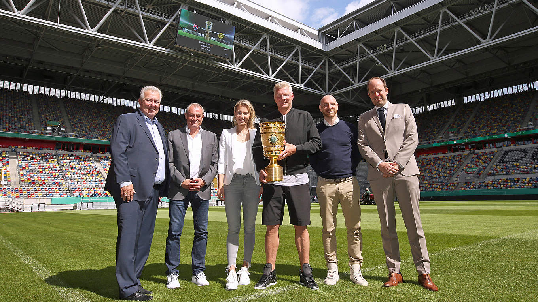 Wo Fans Den Dfb Pokal Verfolgen Konnen Dfb Deutscher
