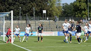 Start :: FLYERALARM Frauen-Bundesliga :: Ligen Frauen