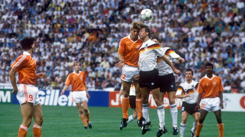 Holland Nationalmannschaft 1990