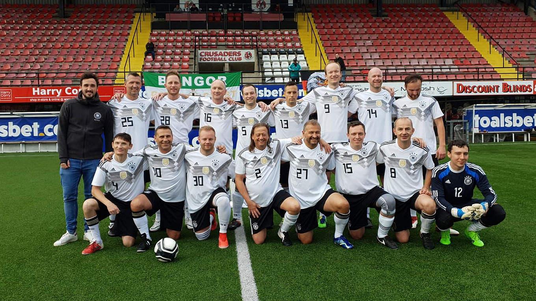 Deutschland Nordirland Stand