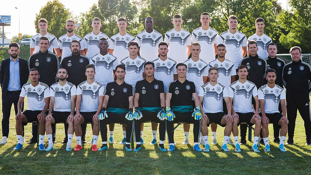 Team und Trainer :: U 19-Junioren :: Männer