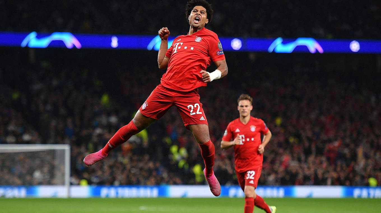Tore Bayern Tottenham