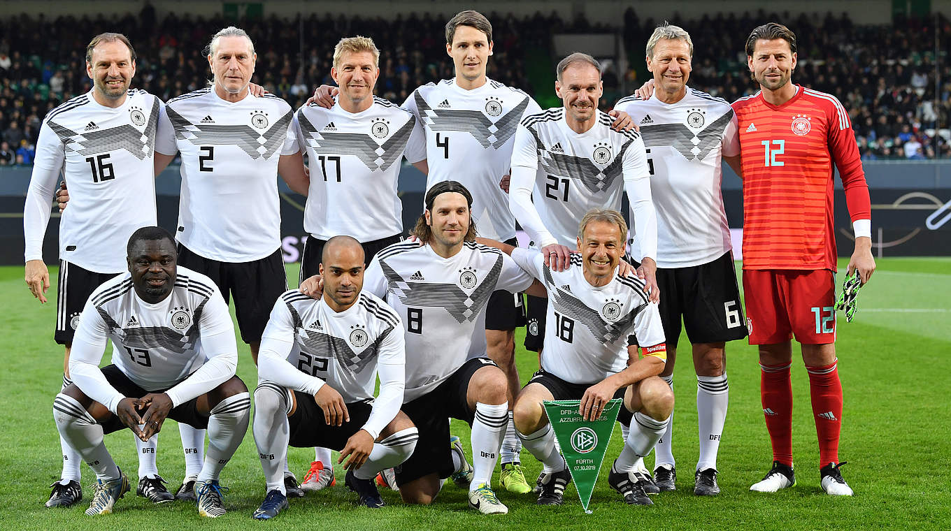 Klinsmann Says Dfb All Stars Game Screamed Out For A Sequel