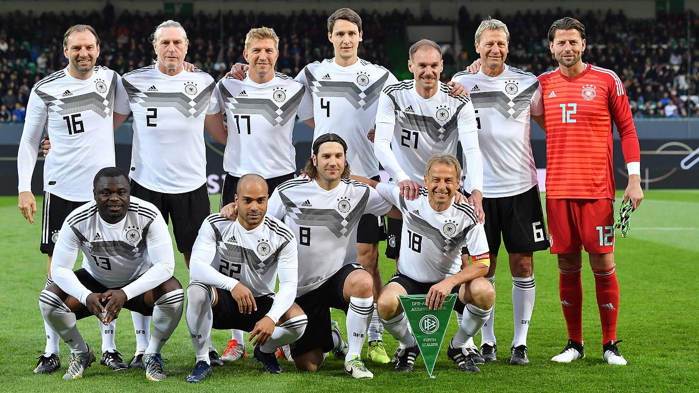 Dfb All Stars Manner Nationalmannschaften Mannschaften