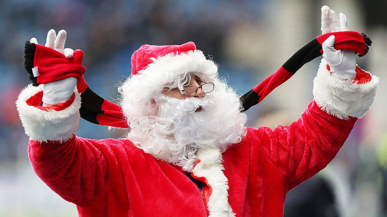Die Feier Geplant Bald Schon Ist Weihnachten Dfb